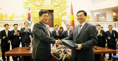 """""""Sắt thép sẽ chịu sức ép từ FTA Việt Nam - Hàn Quốc"""""""