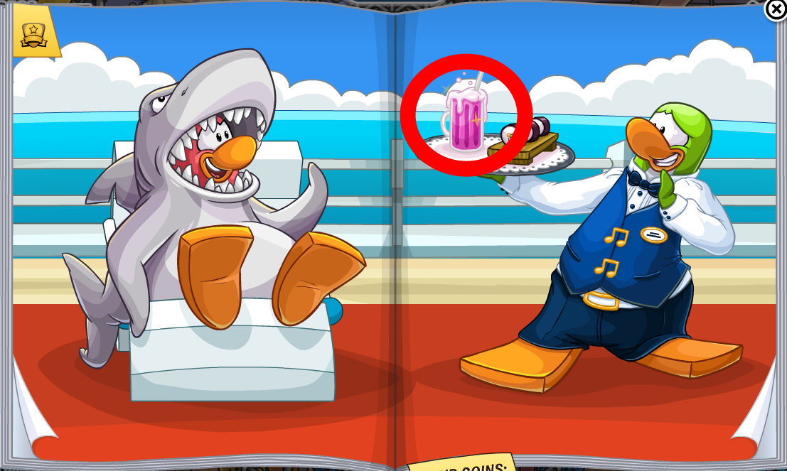 Club Penguin July 2014 Penguin Style Catalog Cheats