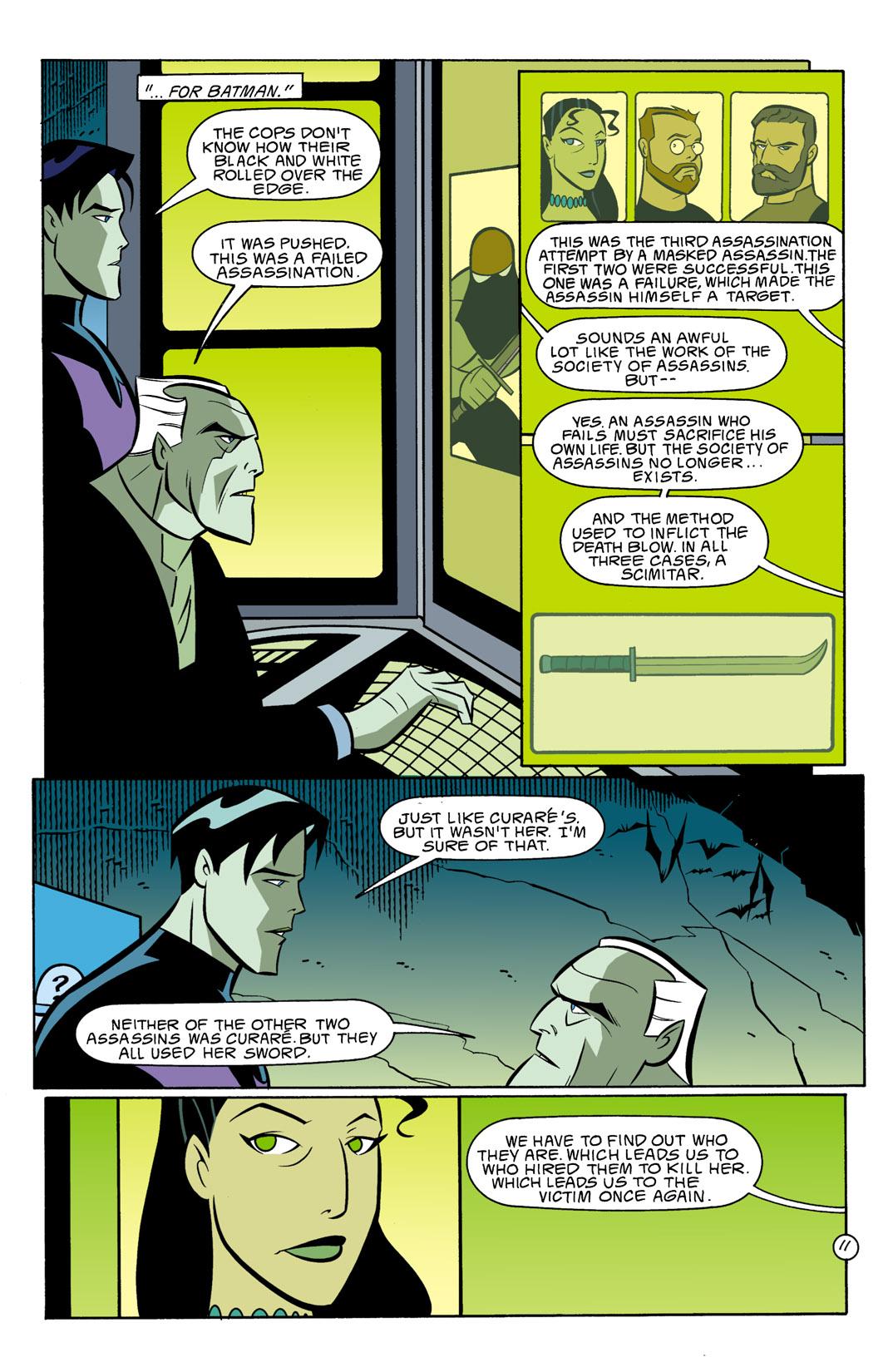 Batman Beyond [II] Issue #9 #9 - English 12