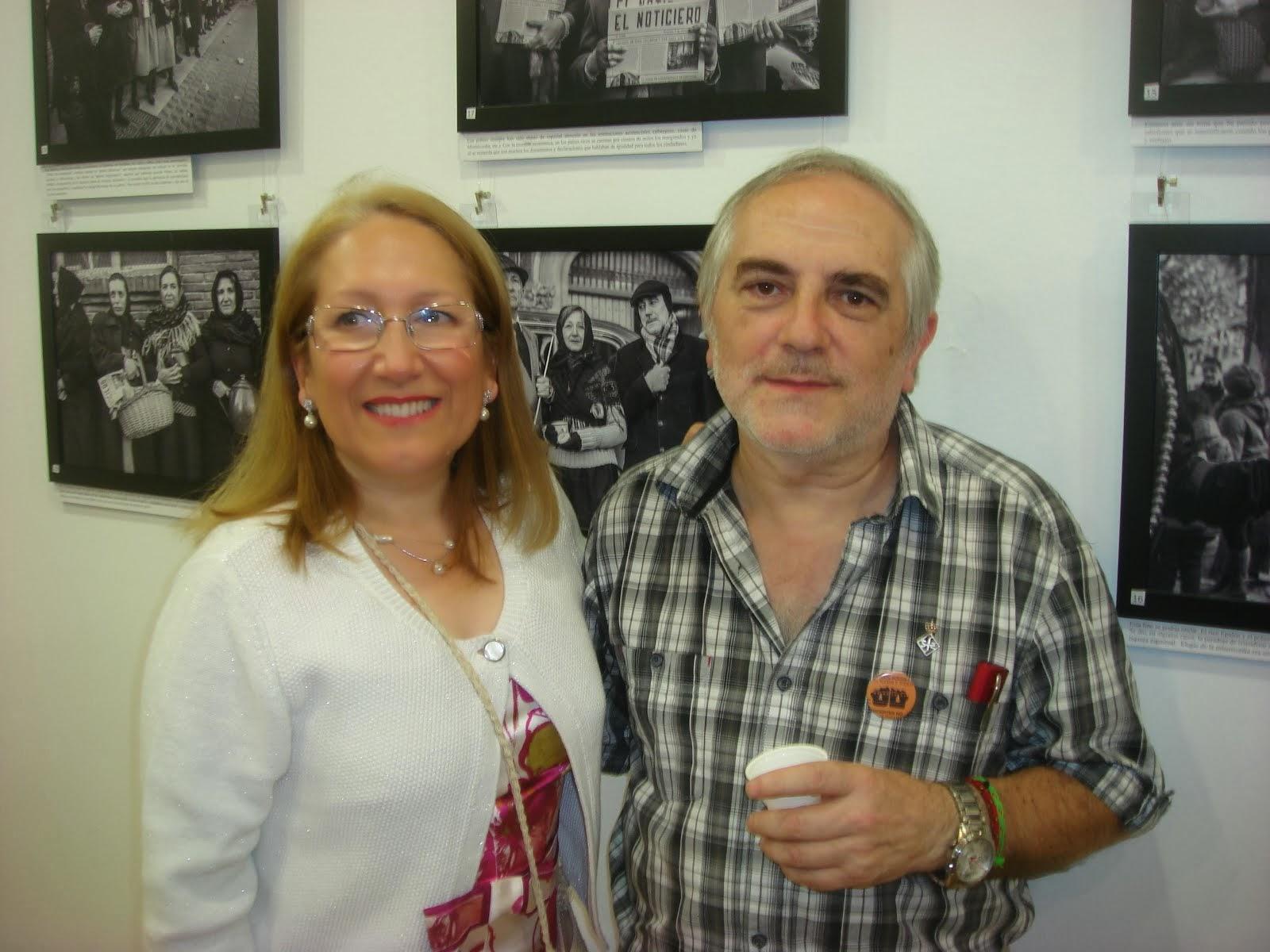 Sala de Exposiciones Gil Marraco.  Real Sociedad Fotográfica de Zaragoza.  C/ Luis del Valle, 4-6