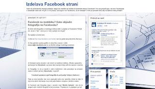facebook slovenija