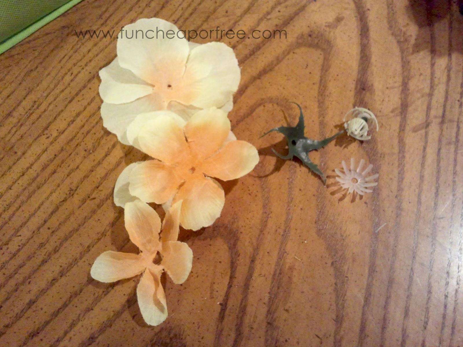 30 Second Silk Flower Headband Fun Cheap Or Free