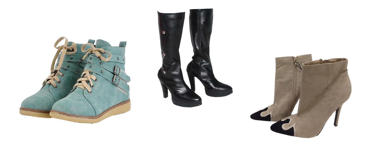 sepatu-boots-wanita