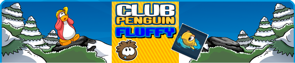 Club Penguin Fluffy