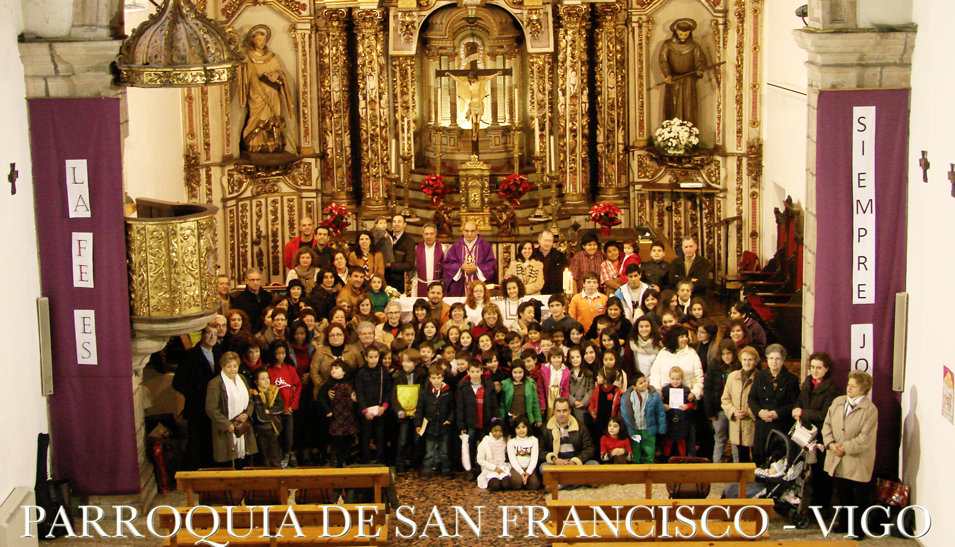 PARROQUIA DE SAN FRANCISCO - VIGO