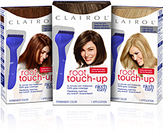 Clairol, Clairol NiceN'Easy Root Touch Up, haircolor, hair color, at home haircolor, hair dye, hair treatment, Marie Robinson, colorist, hairstylist