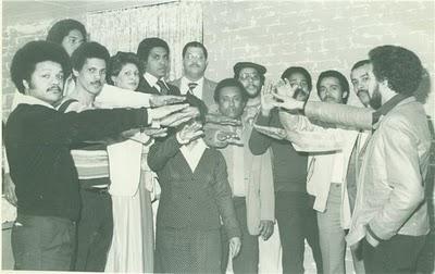 Juramentacion Asociacion de Barahoneros El Biran