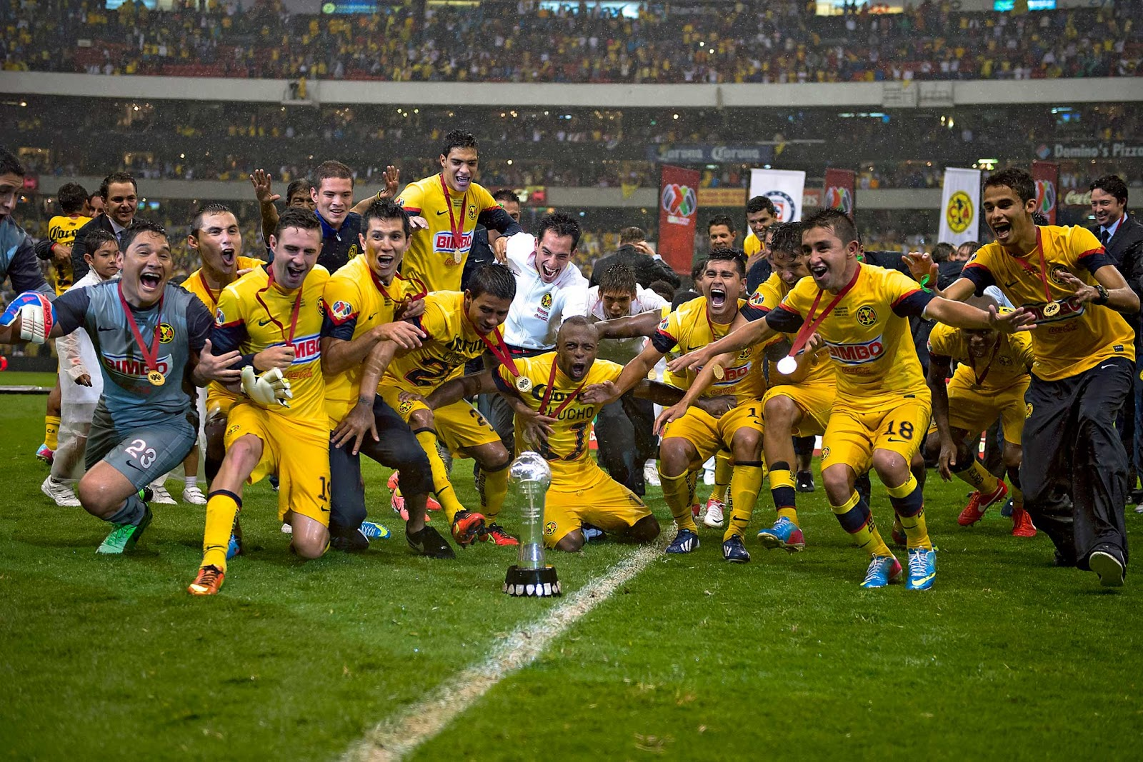 america campeon 2013 hd wallpapers