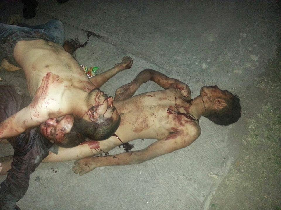 Fotos De Los Ejecutados En La Piedad   Corridos Michoacanos