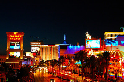 lvstripnorth Las Vegas. Record de turistas en 2011