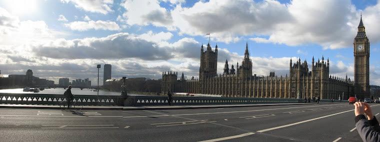 Londres, esperame