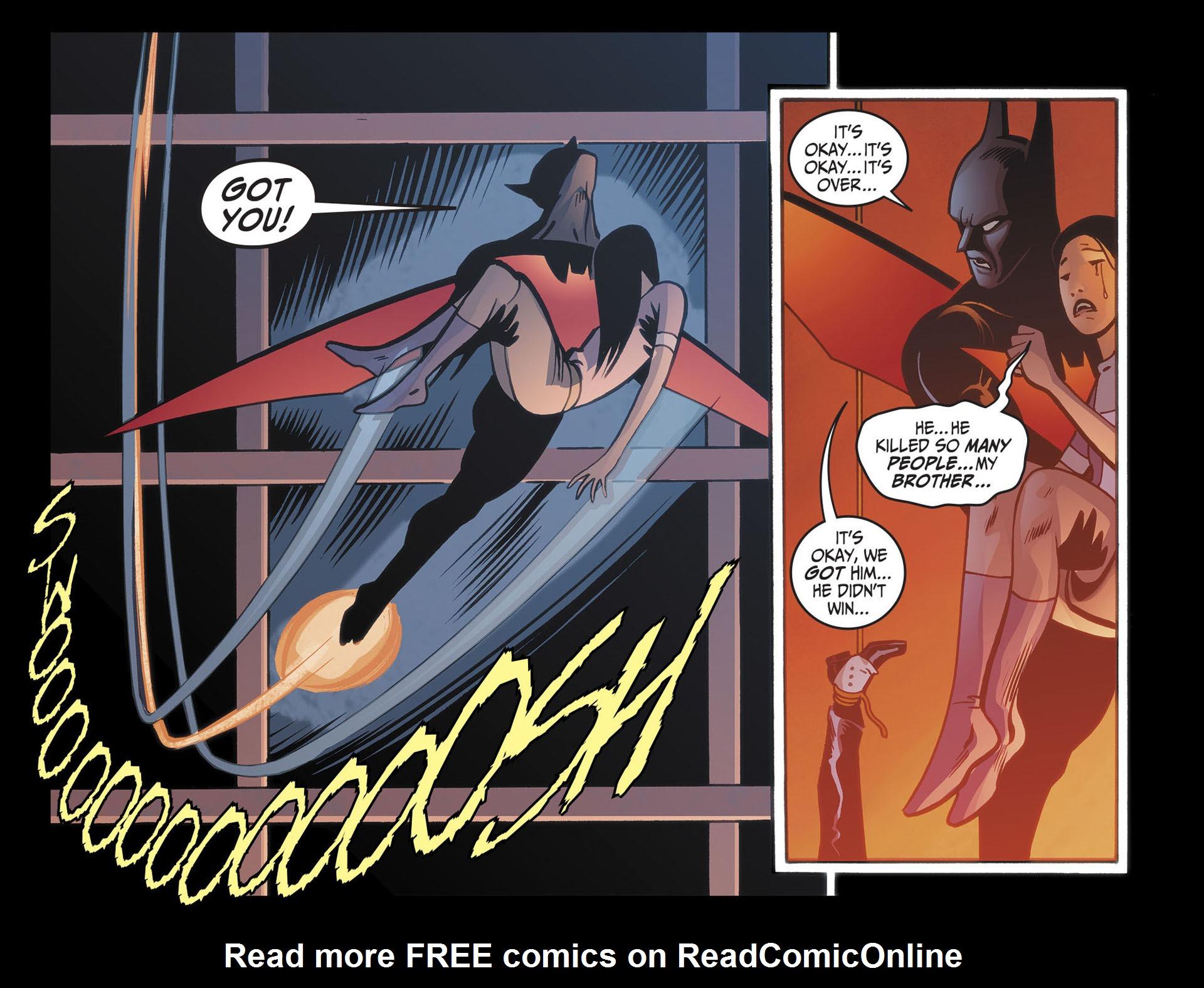Batman Beyond (2012) Issue #18 #18 - English 21