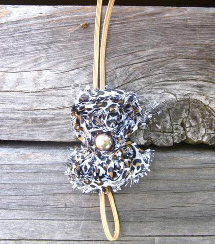 Headbands of Hope Leopard style