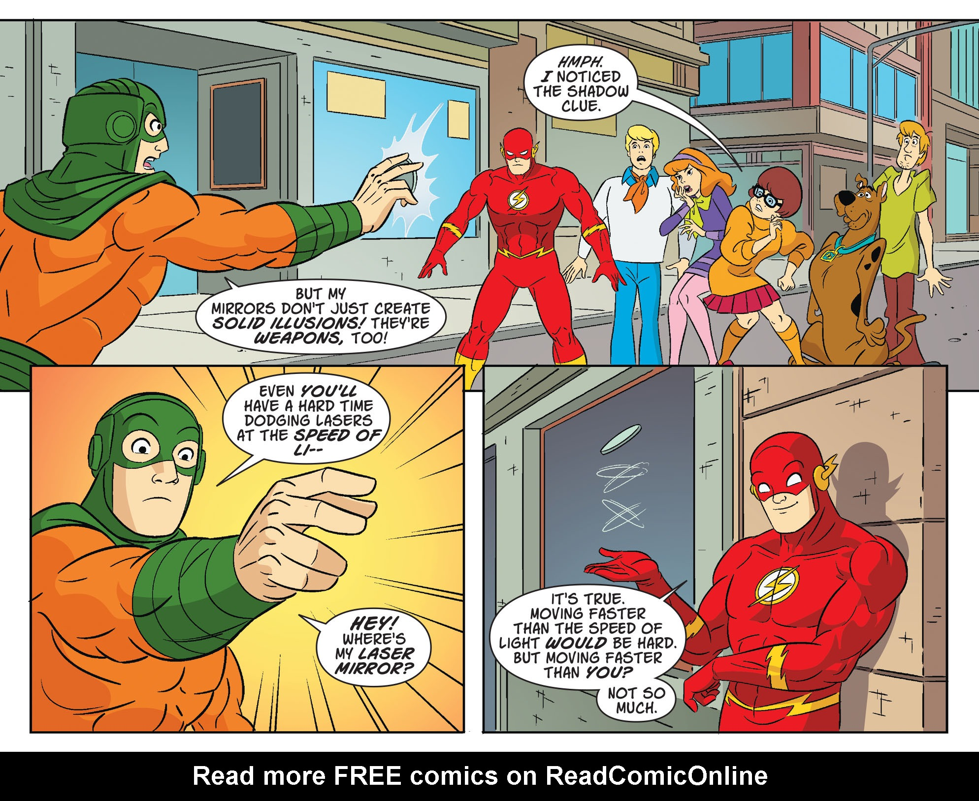 Read online Scooby-Doo! Team-Up comic -  Issue #29 - 7