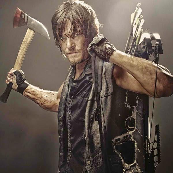 Daryl of The Walking Dead season 5