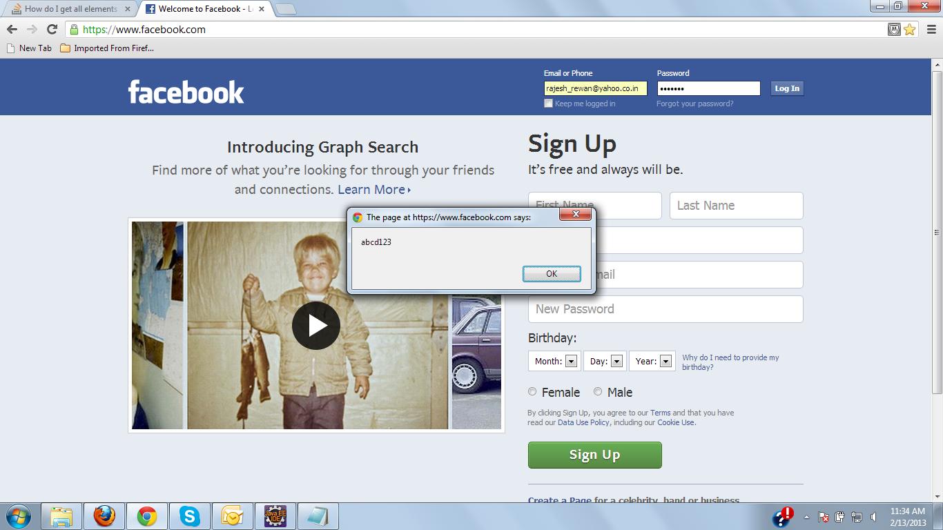 simple way to hack facebook account password ~ Hack Hacker Hacking
