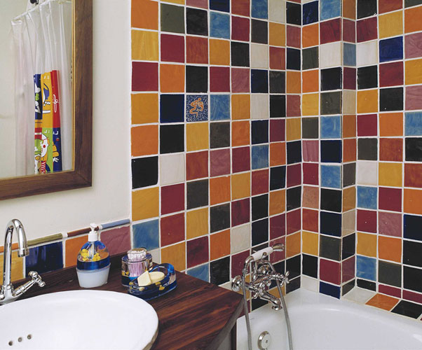 El rincon del azulejo - Azulejos de colores ...