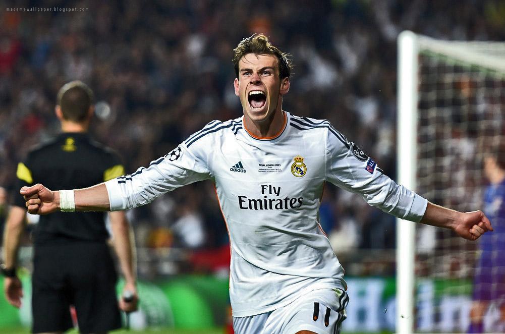 5 Pesepakbola Britania Raya di Real Madrid