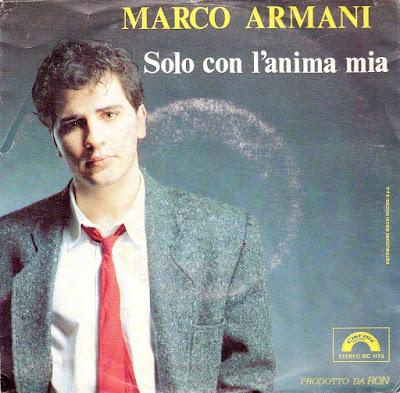 Sanremo 1984 - SOLO CON L'ANIMA MIA - MARCO ARMANI