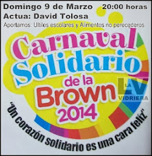 CARNAVAL SOLIDARIO DE LA BROWN