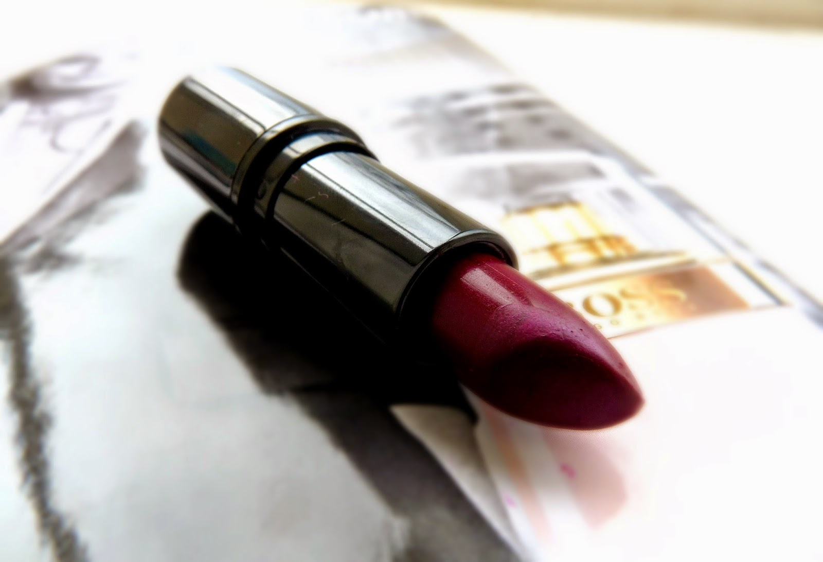 Makeup Revolution Rebel With Cause Lipstick Review