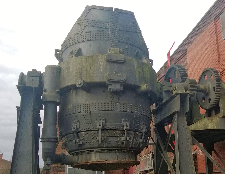 A Bessemer Vessel