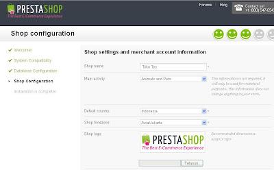Cara Membuat Toko Online PrestaShop,Tutorial prestashop, Cara Membuat Toko Online, Mudah, Instan, prestashop, toko online gratis