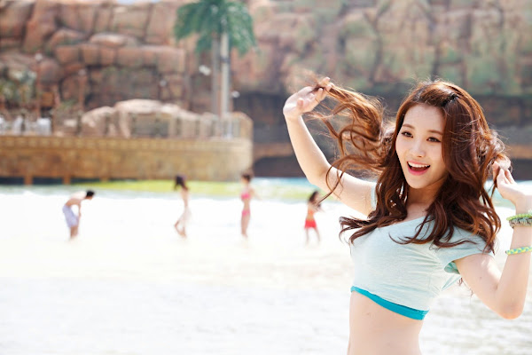 Yura Lotte World Water Park