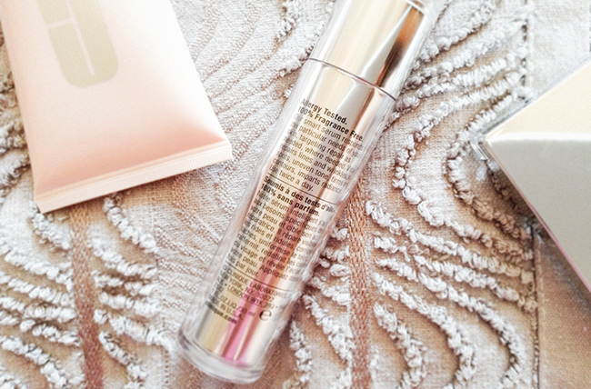 Clinique Smart custom-repair serum beauty blog review