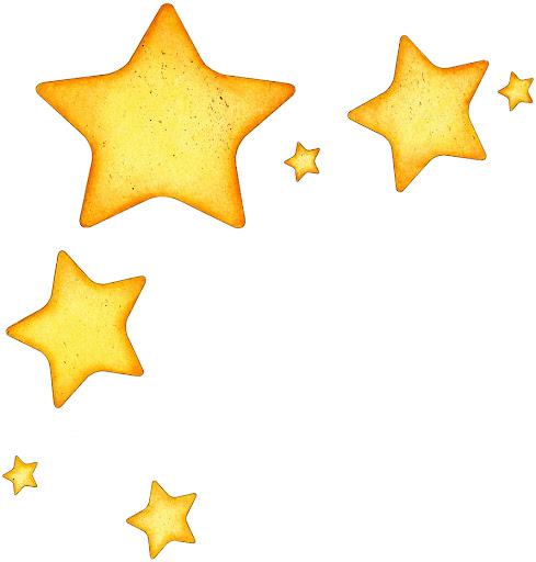 estrellas dibujos: