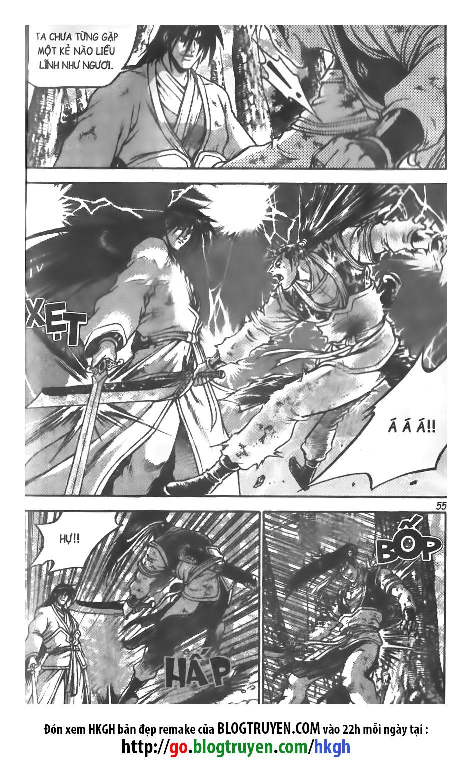 Hiệp Khách Giang Hồ chap 296 Trang 4 - p0sixspwn.com
