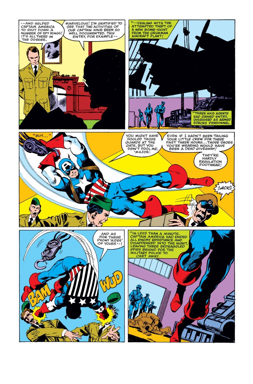 Captain America (1968) Issue #255 #170 - English 17