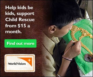 Have A World Vision?