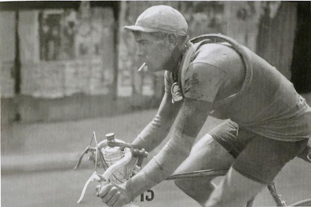 CYCLING ART BLOG: 1927 Tour: Smoking to Third
