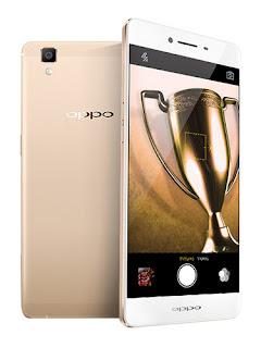 ราคามือถือ OPPO R7s - ออปโป้ R7s Android 5.1 Lollipop Octa Core 1.5 GHz