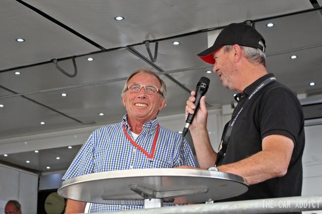 Harald Grohs BMW Oldtimer Grand Prix 2013