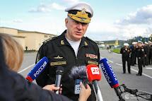 НОВЫЙ ГЛАВКОМ ВМФ РФ