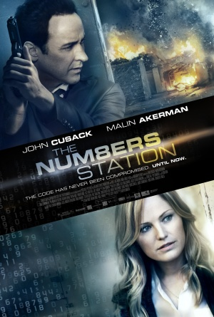 Baixar Filme Códigos de Defesa (The Numbers Station) BluRay - Torrent