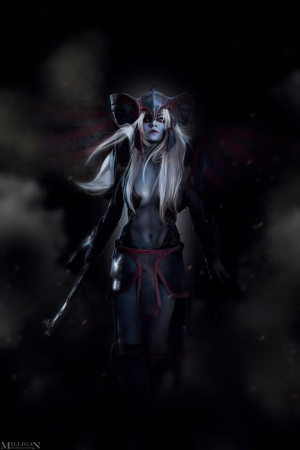 DotA 2 - Vengeful Spirit - The Fallen Princess