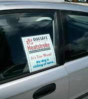 Image: A Hot Oven or a Hot Car... It's the Same Thing poster