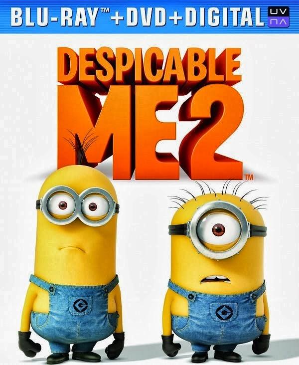 ดูการ์ตูน Despicable Me 2 มิสเตอร์แสบ ร้ายเกินพิกัด 2