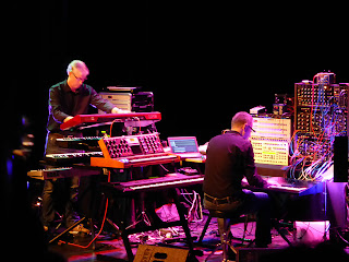 Beyond Berlin (Martin Peters et Rene Bakker) @ E-Live 2013 / photo S. Mazars