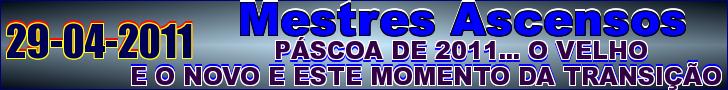 PÁSCOA DE 2011...