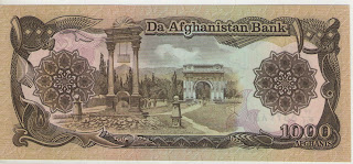 Ancient Money, Foreign Affairs, Money, Ancient, Collection, Worldwide, Coin, Currency, Auction, Paper, Collections, Sales, Price,1.000 Afghanistan