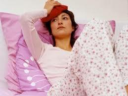 Mengatasi sakit kepala karena demam