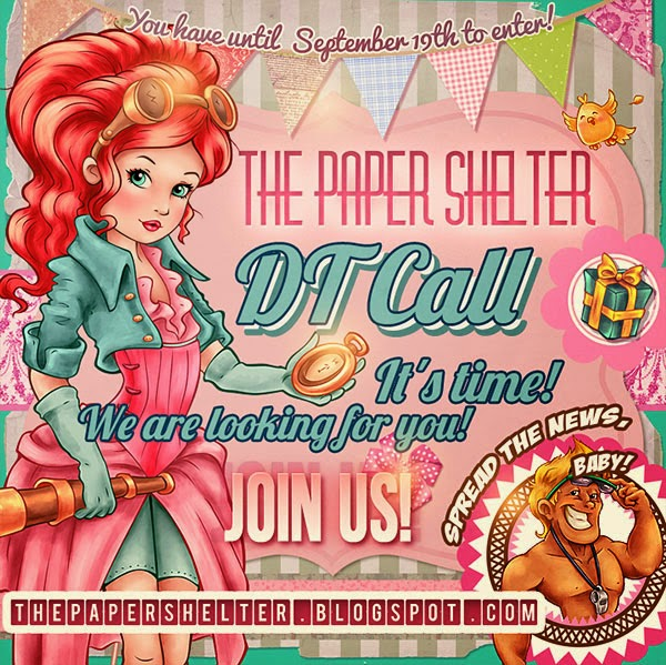The Paper Shelter has a DT Call