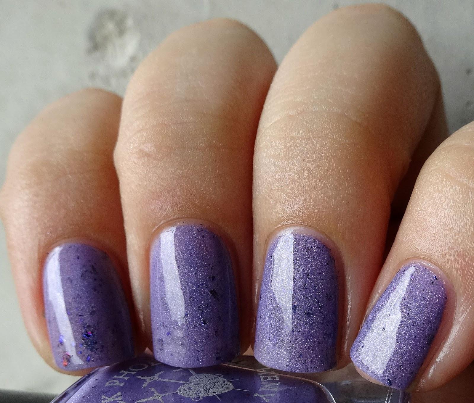 Ida Nails It: Black Phoenix Alchemy Lab Claw Polish: Swatches and Review