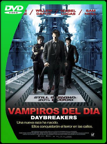 Vampiros De Dia (2009) DVDRip Latino