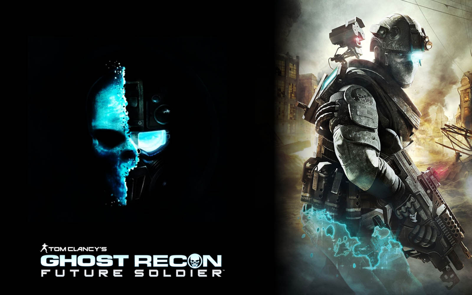 Ghost Recon Future Soldier HD & Widescreen Wallpaper 0.243238035539118