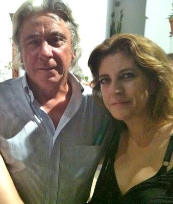 Paco Lola e Isabel Camiña